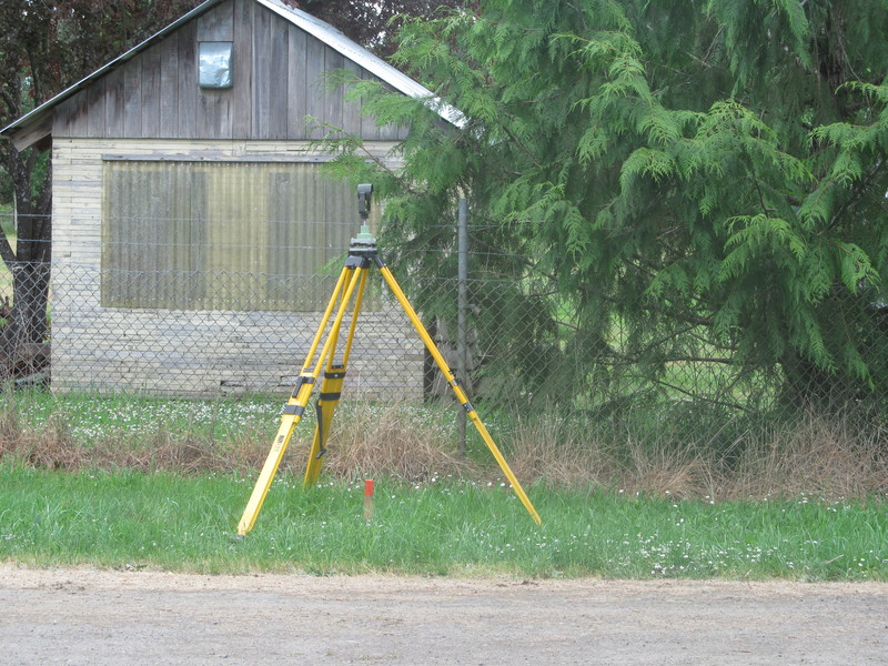 Floor Elevation Survey Equipment : May